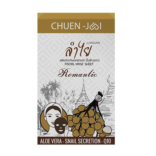 XSL 388 CHUEN JAI LAM YAI SENSATION MASK SHEET