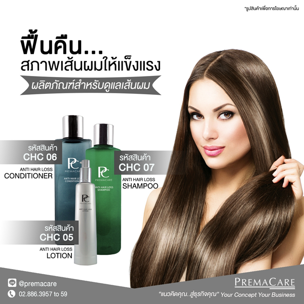 SOS ANTI HAIR LOSS COLLECTION