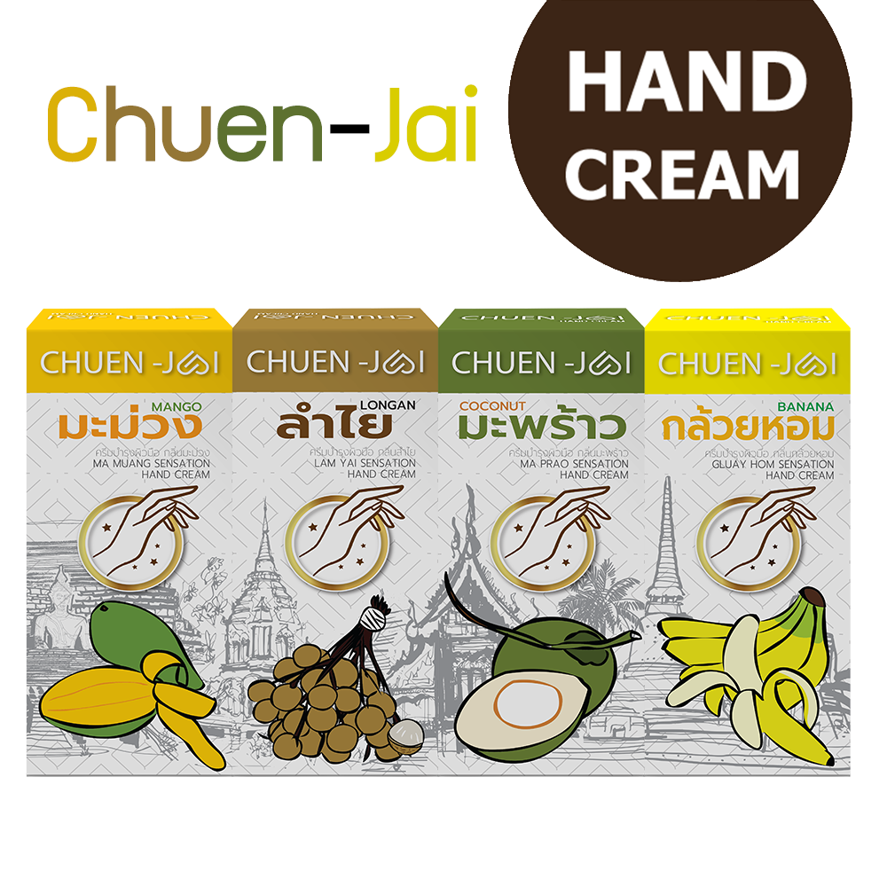 CHUEN - JAI HAND CREAM